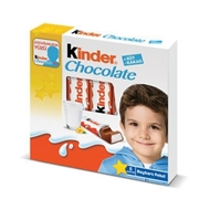 Picture of Kinder Chocolate 4 Lü