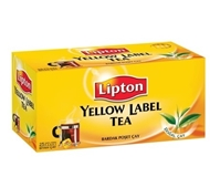 Picture of Lipton Yellow Label Bardak Poşet 50X2 Gr