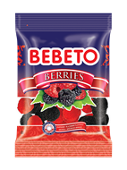 Picture of Bebeto Jelibon Berries 60 Gr