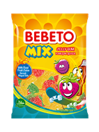 Picture of Bebeto Jelibon Mix 70 Gr