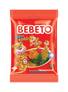 Picture of Bebeto Jelibon Funny Bears 70 Gr