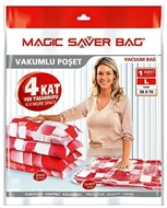 Picture of Magic Saver Bag Vakumlu Poşet 50*70 3X 1 Adet