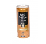 Picture of Iced Coffee Latte Teneke Dimes Soğuk Kahve 250 ml
