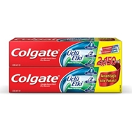 Picture of Colgate 2Li Üçlü Erki 150+150 ml