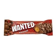 Resim Eti Wanted Karamelli Bar 22Gr