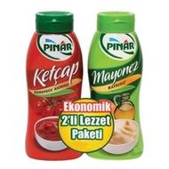 Picture of Pınar Ketçap Mayonez 420 Gr+350 Gr