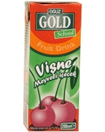Picture of Gold Meyve Suyu Vişne 200 Ml