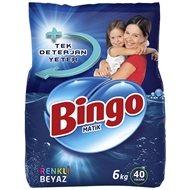 Picture of Bingo Matik Renkli 6 Kg