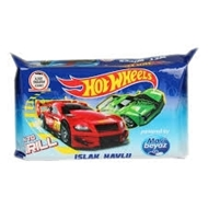 Picture of Mavi Beyaz Islak Mendil Hot Wheels 15 Li
