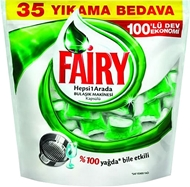 Picture of Fairy Tablet Yeşil-100 Lü