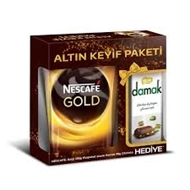 Picture of Nescafe Gold  Ekonomik Damak Hediyeli 200 Gr