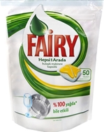 Picture of Fairy Hepsi 1 Arada Tablet 50 Li