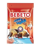 Picture of Bebeto Drink Cola Jelibon 80 Gr