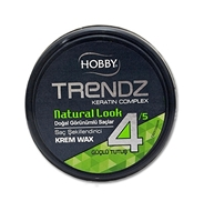 Resim Hobby Trenz Wax Krem Casual 100 Ml