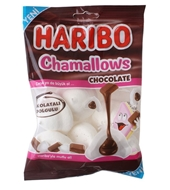 Resim Haribo Chamallows Chocolate 62 Gr