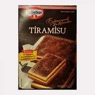 Picture of Dr. Oetker Tramisu 355 Gr