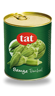 Picture of Tat Bamya Teneke 800 Gr