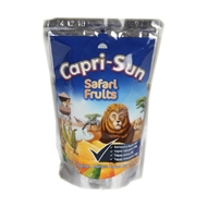 Picture of Caprı-Sun Safari Fruits 200 Ml