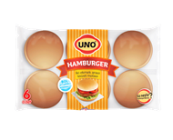Picture of Uno Hamburger Ekmegi 6Li 312 Gr