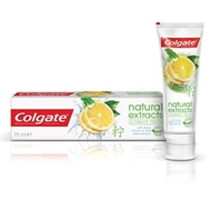 Resim Colgate Naturel Limon 75 Ml
