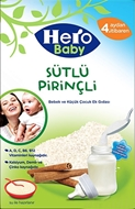 Picture of Hero Baby Süt-Pirinç 200 Gr
