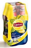 Picture of Lipton İce Tea Limon  1 X 4  1 Lt