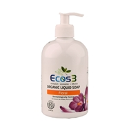 Picture of Ecos3 Organik  Sıvı Sabun Floral 500 Ml