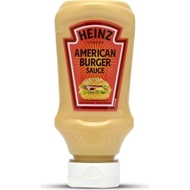 Picture of Heinz Amerikan Burger Sosu 230 Gr