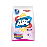 Resim Abc Matik Color 6 Kg