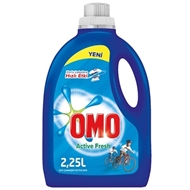 Picture of Omo Matik Sıvı Deterjan Active Fresh 1950 Ml