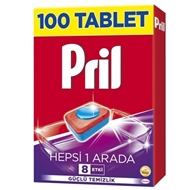 Picture of Pril Hepsi 1 Arada 100 Tablet