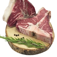 Resim Dry Dana T-Bone Steak