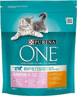 Picture of Purina One Junior Yavru Tavuklu 200 Gr