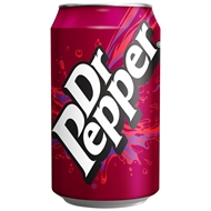 Resim Dr. Pepper 330 Ml
