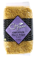 Picture of City Farm Organik Pilavlık Bulgur 1000 Gr