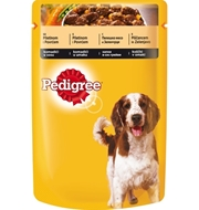 Picture of Pedigree Köpek Pouch Tavuklu 100 Gr