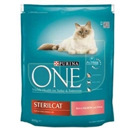 Picture of Purına One Steril Cat Etli Kedi Maması 200 Gr