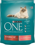 Picture of Purına One Steril Cat Somonlu 200 Gr