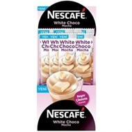 Picture of Nescafe 3 Ü 1 Arada White Chocolate Mocha 10 Lu