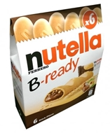 Picture of Nutella B-Ready 132 Gr