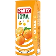 Picture of Dimes Portakal Suyu 6 Lı 200 Ml
