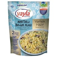 Picture of Yayla Mantarlı Bulgur Pilavi 250 Gr