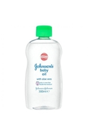 Resim Johnson's Baby Oil Aloe Vera 300 Ml