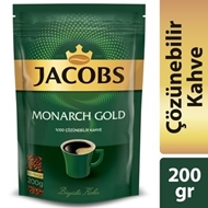 Resim Jacobs Monarch Gold 200 gr