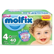 Picture of Molfix Külot Bez Maxi 4:No 40 Lı