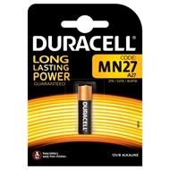 Picture of Duracell Lityum Pil Mn27/27A Tekli *100