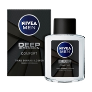 Resim Nivea For Men After Shave Losyon Deep 100 Ml