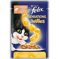 Picture of Felix Sensations Somonlu Ve Karidesli 100 Gr