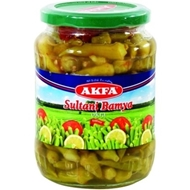 Picture of Akfa Sultani Bamya 720 Ml