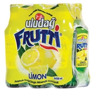Picture of Uludağ Frutti Limon 6X200 Ml